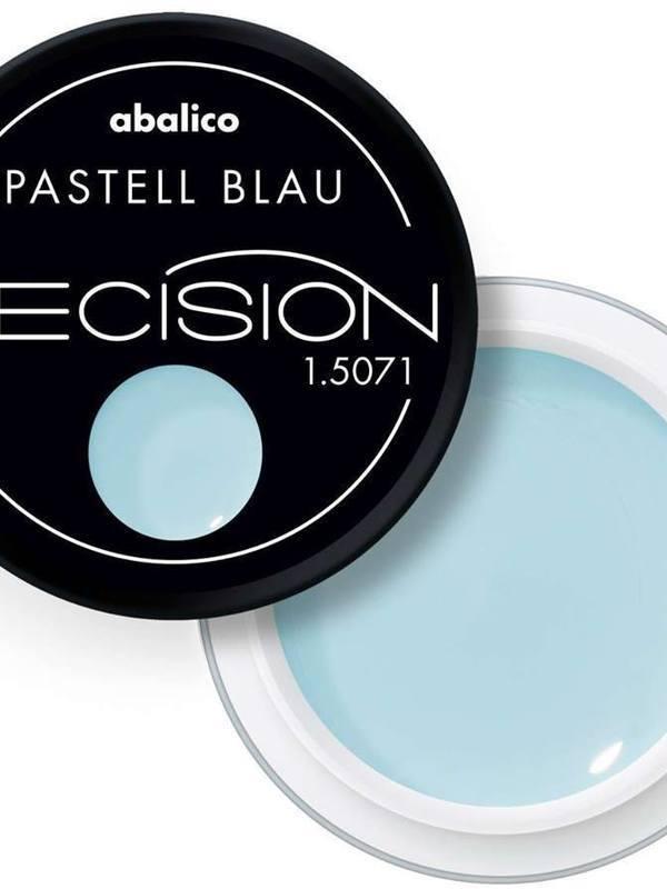 Pastell Blau