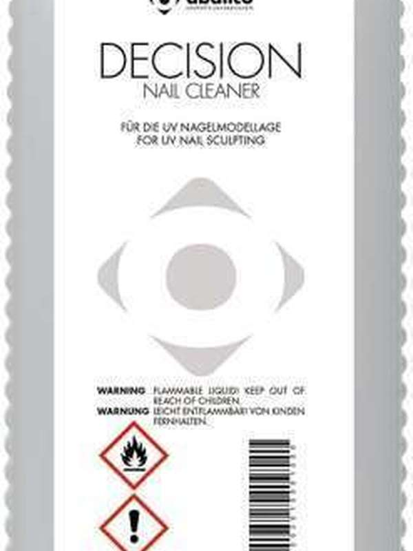 Decision Nail Cleaner 500ML