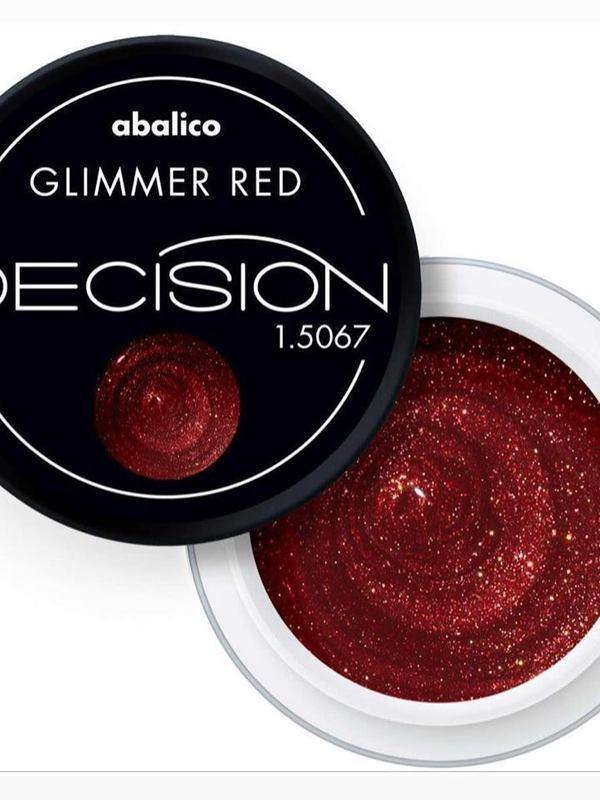 Glimmer red