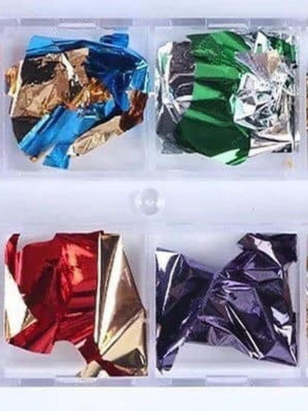 Multicolor foliebox