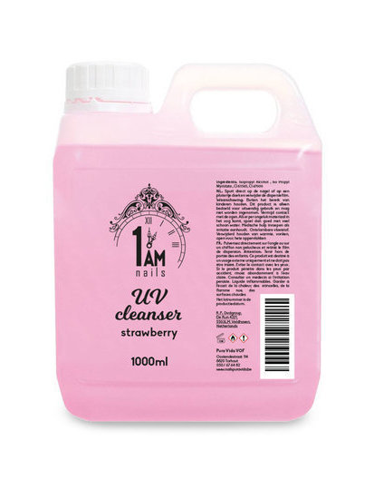 uv cleanser strawberry 1000ml