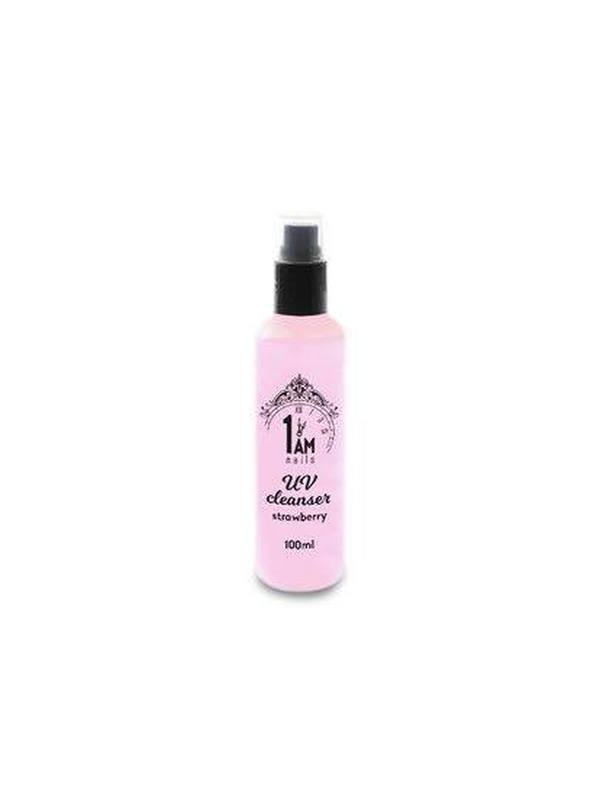 uv cleanser strawberry 100ml