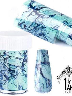 FOIL BLUE LAGOON