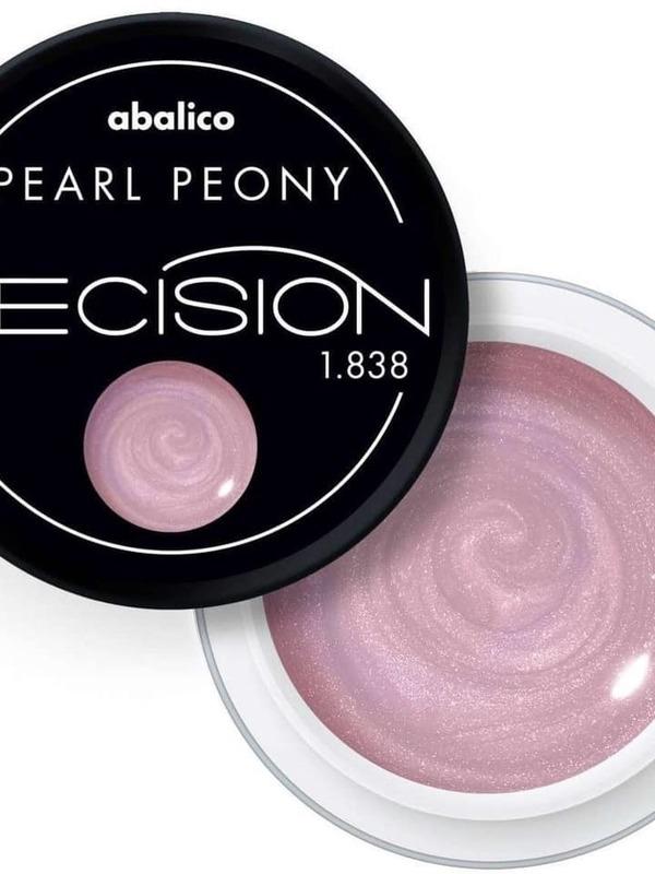 Pearl peony