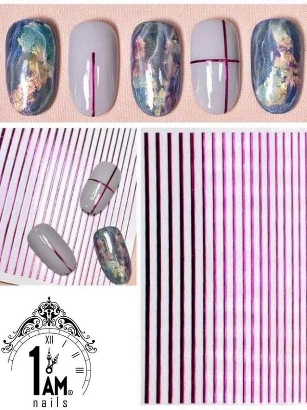 Stripes pink