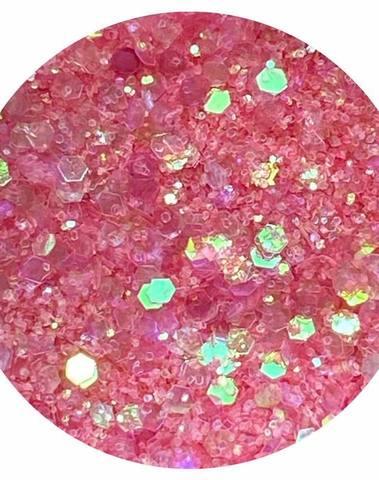 Glitter icecream
