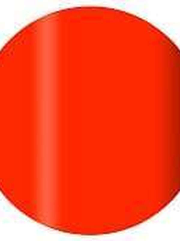 Crazy colors Crimson red