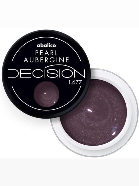 Pearl Aubergine