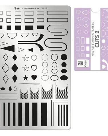 Plate 89 Cuts 2