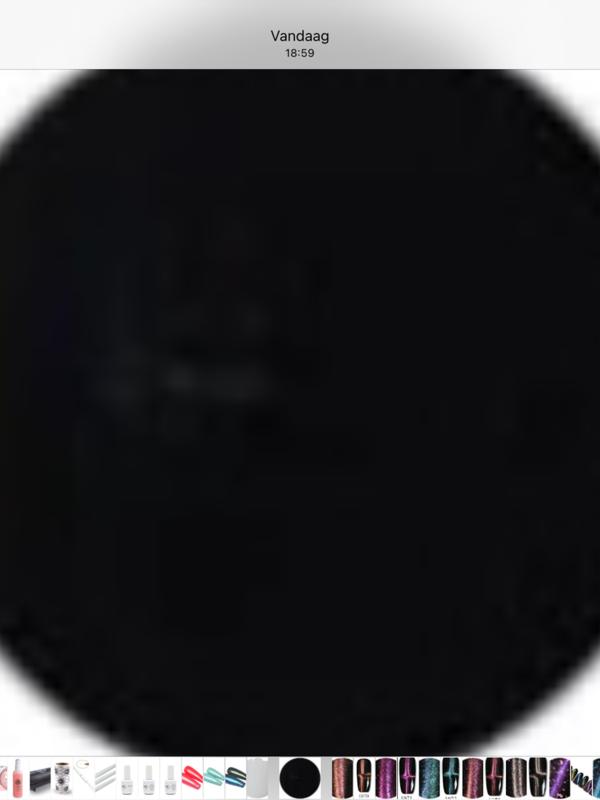Gelpolish 1348 zwart