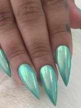 Mermaid glitter 10 gr in bakje