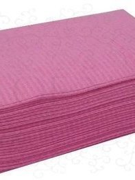Tabel towel pink 25 st