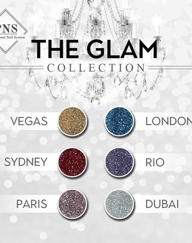 THE GLAM collection LIMITED EDITION!!!