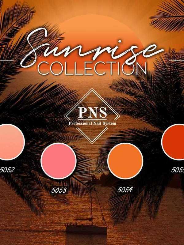 Sunrise collection 5052-5055