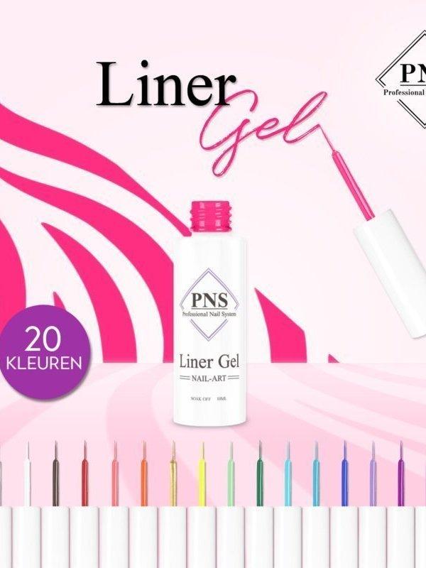 Liner gel collectie 1 t.e.m 20