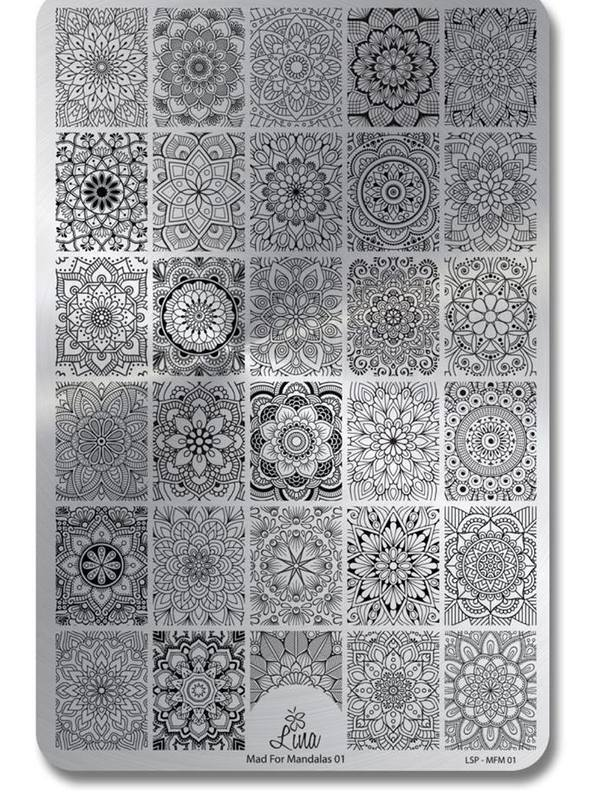 Mad for mandalas 1-30%