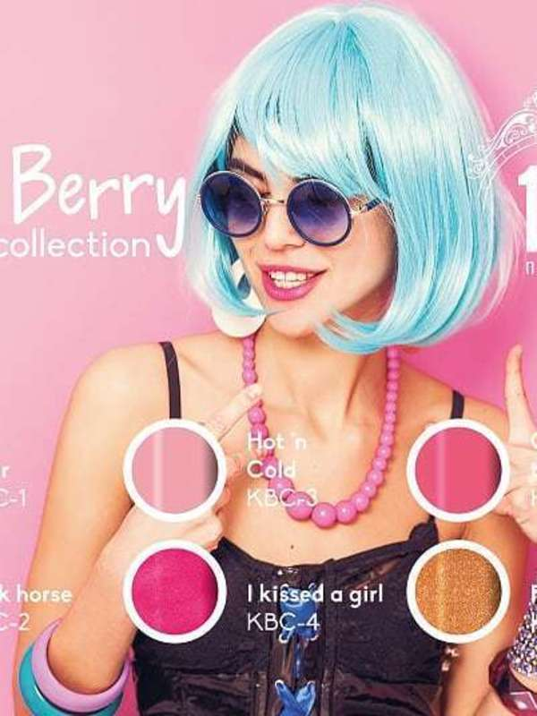 Katy Berry collection