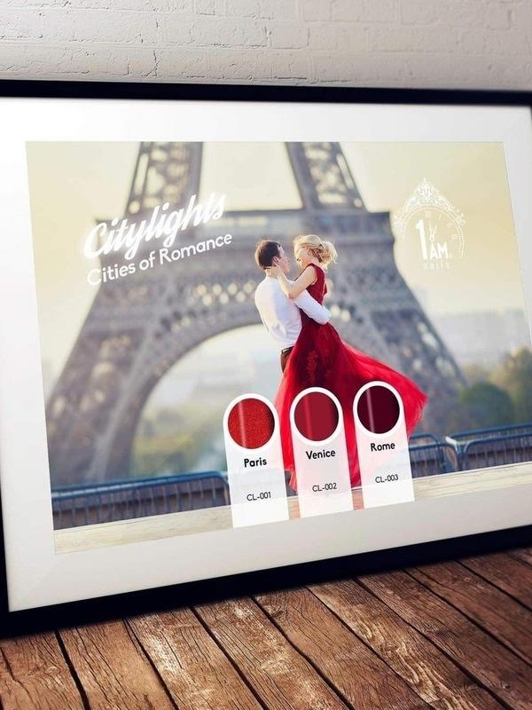 Cities of romance